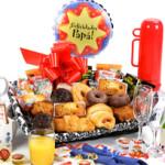 Desayuno padresUn desayuno a domicilio para que tu papá se sienta el más especial en casa o en el trabajo.
